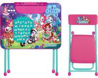 """Купить Комплект детской складной мебели для детей от 3 до 7 лет с раскраской """"Enchantimals"""" id155635537"""