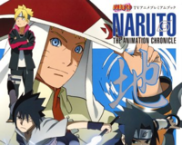 Naruto The Animation Chronicle Chi id363305528