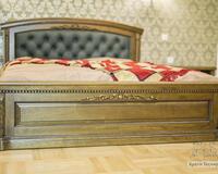 Ліжко з натуральної деревини дуба, ясеня Украина, -Полтава id1893782783