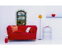 """Оригинальная Наклейка для декора """"Окно на горы"""" легкосъемная (многоразовая) id1596842061"""