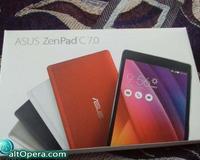 ASUS zenpad c 7.0 + оригінальна захисна плівка + карта пам'яті 32db + чехол id1916429238