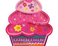 Детская открытка - Сказочный торт, купить онлайн id436667833