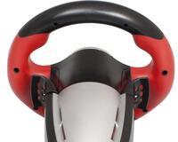 Ігровий Руль, кермо Defender Challenge Mini LE Black-Red id2068197533